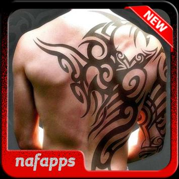 Back Tattoo Design poster