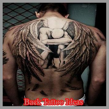 back tattoo ideas poster