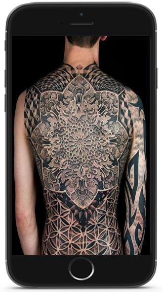 Back Tattoo Wallpapers Hd4k For Android Apk Download