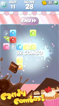 UNICORN SMASH - Candy brick breaker ballz screenshot 2
