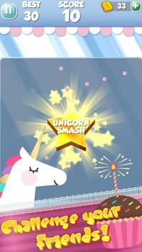 UNICORN SMASH - Candy brick breaker ballz screenshot 3