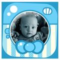 Baby Boy Photo Frame Pic Story