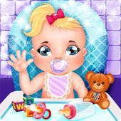 Babysitter Crazy Daycare Games - Nanny Mania icon