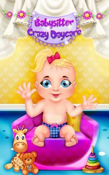 Babysitter Crazy Daycare Games - Nanny Mania screenshot 10