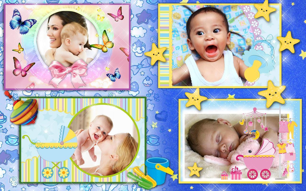 Marcos de Fotos Bebes 👼 Descarga APK - Gratis Personalización ...