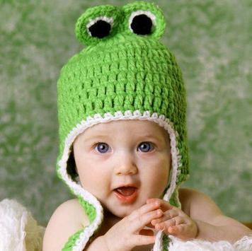 Baby Crochet Hat screenshot 1