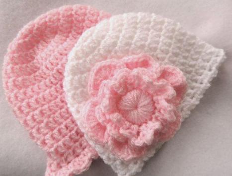 Baby Crochet Hat screenshot 2