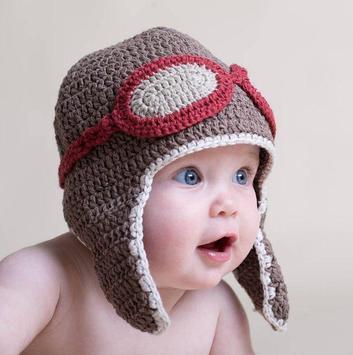 Baby Crochet Hat screenshot 3
