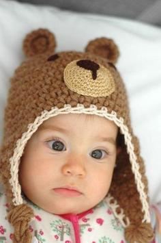 Baby Crochet Hat screenshot 4