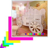 Baby Cribs Design icon