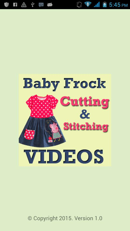 afbcb7c196 Baby Frock Cutting & Stitching for Android - APK Download