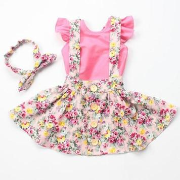 Baby Girl Clothes Ideas apk screenshot