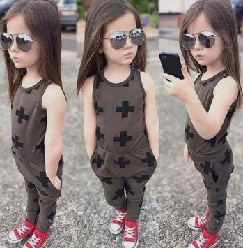 Baby Girl Fashions apk screenshot