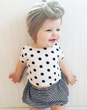 Baby GirlStylish Suit apk screenshot