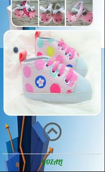 Baby Girls Shoes Design screenshot 3
