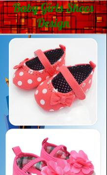 Baby Girls Shoes Design screenshot 1