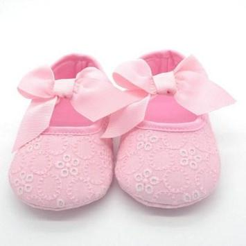 Baby Girls Shoes Design screenshot 7