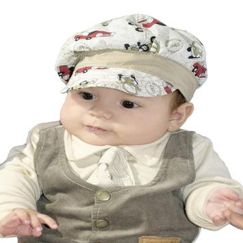 Baby Crochet Hat Ideas screenshot 1