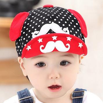 Baby Crochet Hat Ideas apk screenshot