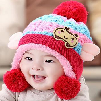 Baby Crochet Hat Ideas screenshot 4