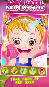 Baby Hazel Skin Doctor Salon apk screenshot