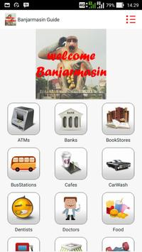 Banjarmasin Guide screenshot 1