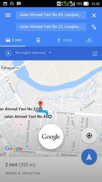 Banjarmasin Guide apk screenshot