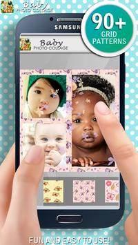 Baby Photo Collage Maker screenshot 3