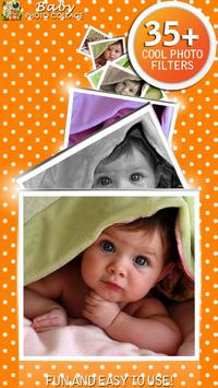 Baby Photo Collage Maker screenshot 1
