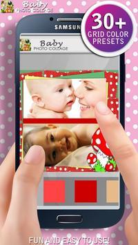 Baby Photo Collage Maker screenshot 2