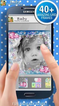 Baby Photo Collage Maker screenshot 5