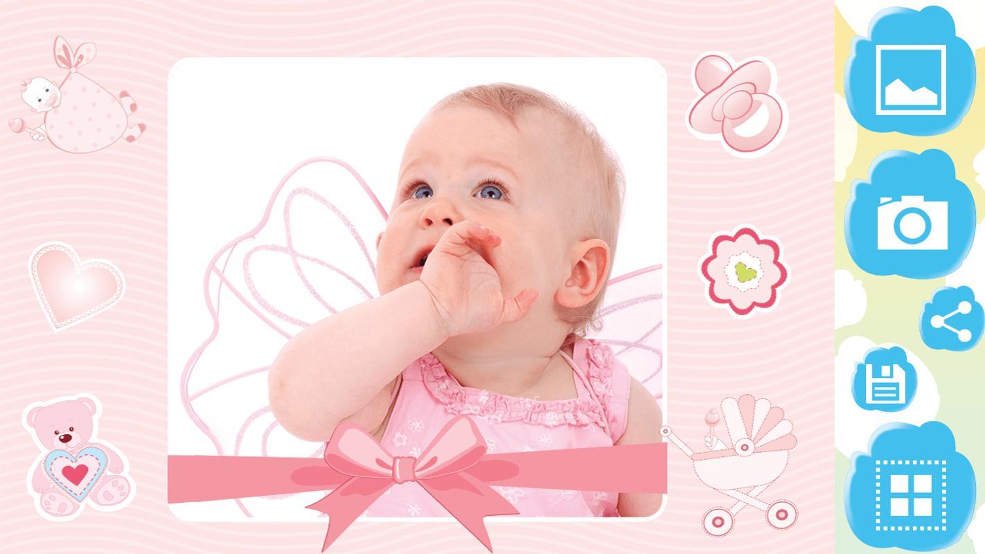Bebé Marco Editor De Fotos Pro Descarga APK - Gratis Fotografía ...