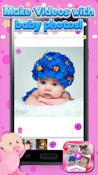 Baby Photo Slideshow Maker poster