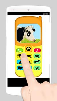 Baby Phone Animals poster