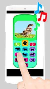 Baby Phone Animals screenshot 1