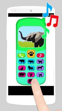 Baby Phone Animals screenshot 2