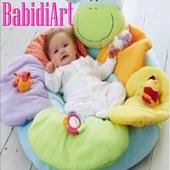 Baby Pillow Design icon