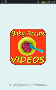 Baby Recipes VIDEOs poster