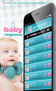 Baby Ringtones poster