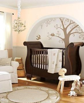 Baby Room Design Ideas screenshot 1