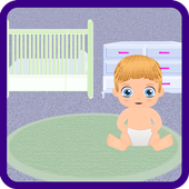 baby room games icon