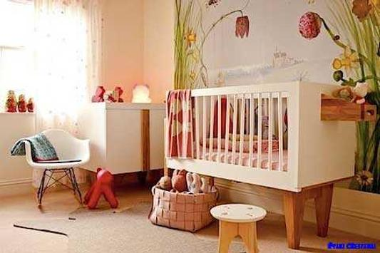 Baby Room Decoration Design apk screenshot