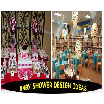 Baby Shower Design Ideas poster