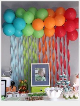 Baby Shower Design Ideas apk screenshot