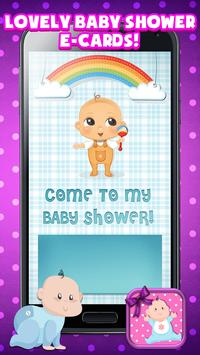Baby shower invitation maker apk download free entertainment app baby shower invitation maker poster baby shower invitation maker apk screenshot stopboris Choice Image