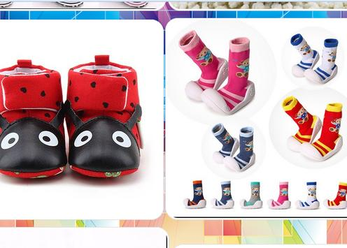 Baby Shoes Design apk screenshot