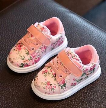 Baby Shoes Design screenshot 1