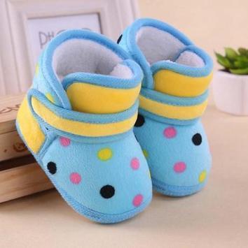 Baby Shoes Design screenshot 2