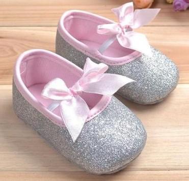 Baby Shoes Design screenshot 4