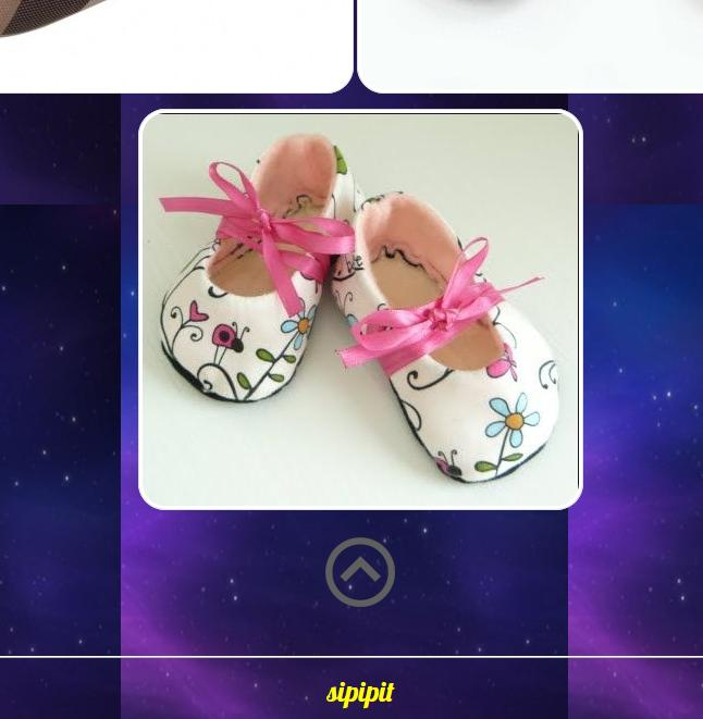 Baby Shoes Design poster